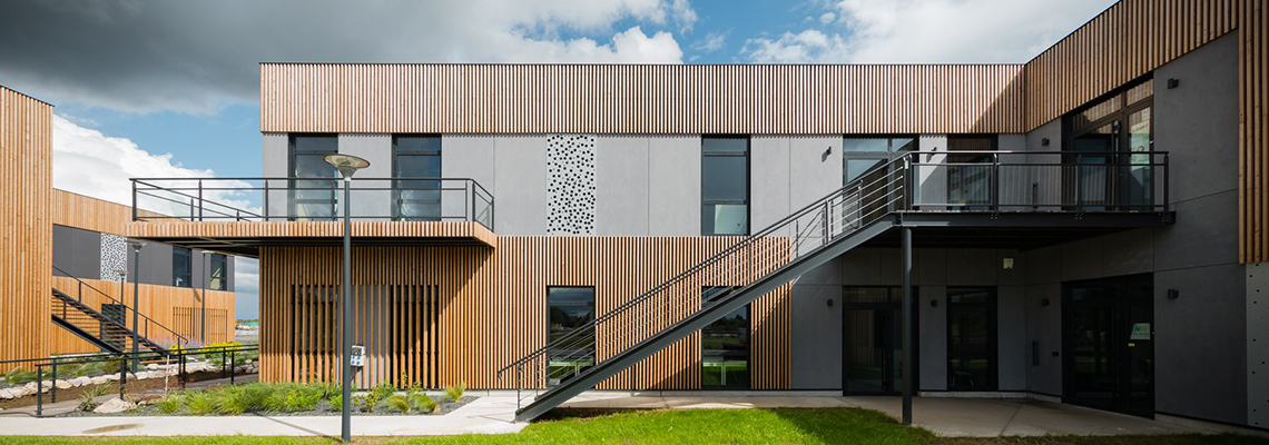 Ecospace - Office - Wambrechies, France