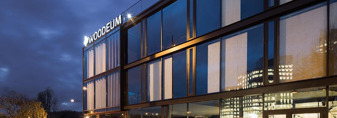 Woodeum Headquarter - Office - Boulogne Billancourt, France