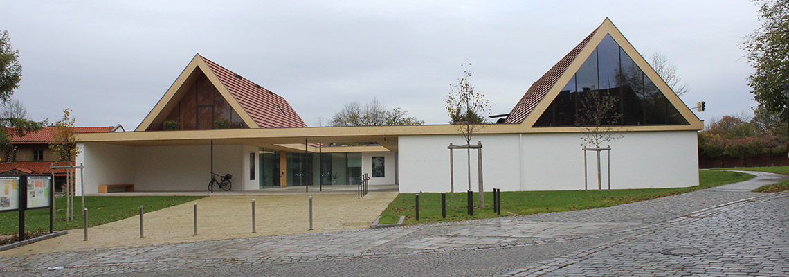 Parish Center - Office - Oberhaching, Germany
