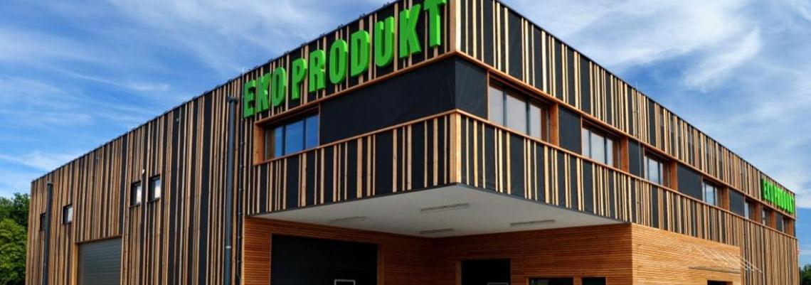 Office building and warehouse EKO Produkt - Office - Komenda, Slovenia