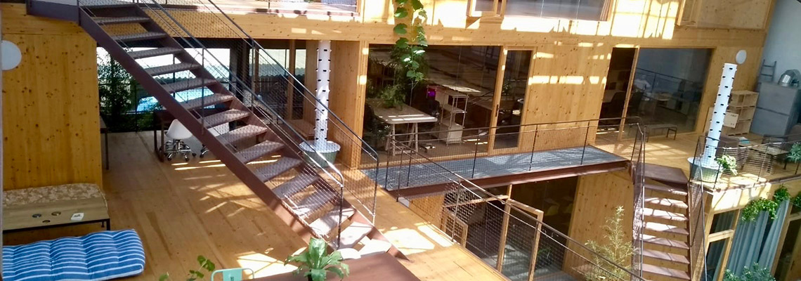 Nest City Lab Coworking - Office - Barcelona, Spain