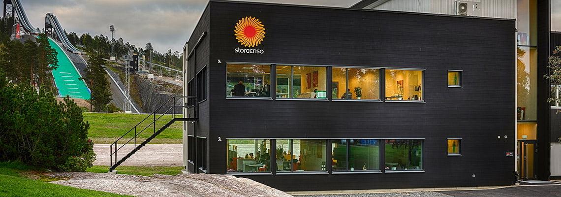 Administration Office Nordic World Ski Championships 2015 Falun - Office - Falun, Sweden