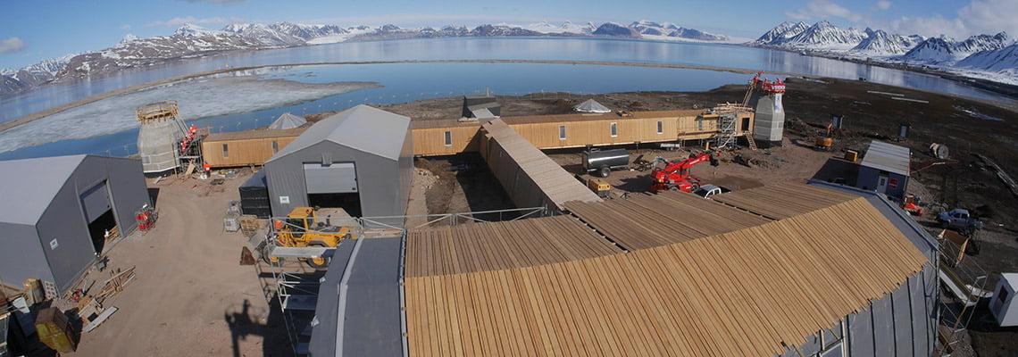 Geological Research Base Spitzbergen - Others - Svalbard/Spitzbergen, Norway