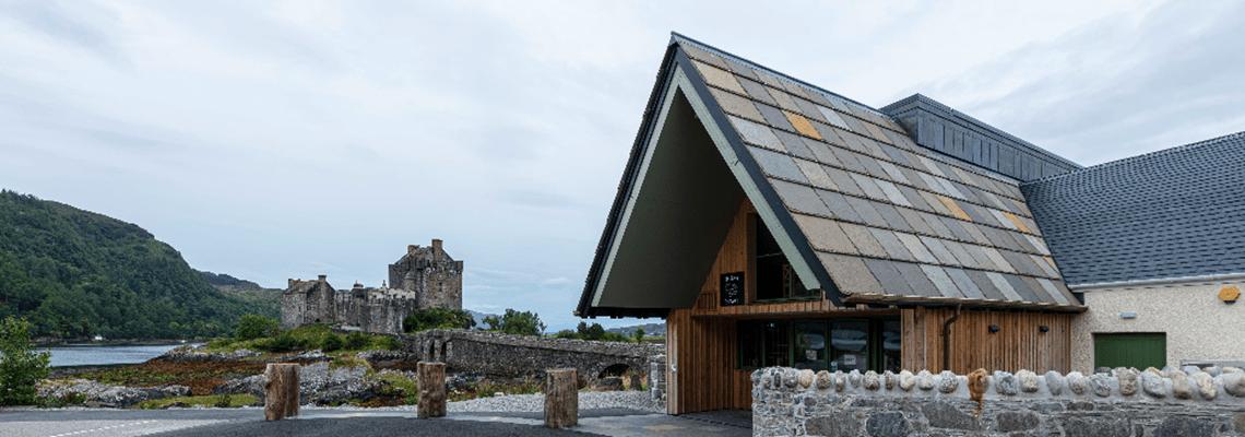 Eilean Donan Castle Visitors Centre - Others - Kyle of Lochalsh, United Kingdom